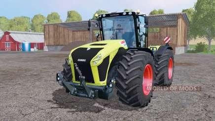 CLAAS Xerion 4500 swivel cab для Farming Simulator 2015