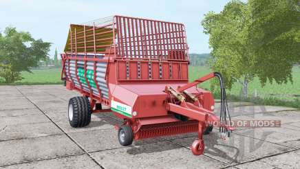 POTTINGER Boss 2 T v1.1 для Farming Simulator 2017
