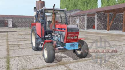 URSUS C-3110 soft red для Farming Simulator 2017