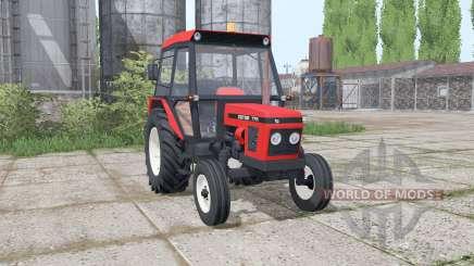 Zetor 7711 dual rear для Farming Simulator 2017