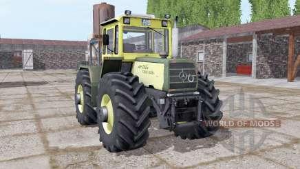 Mercedes-Benz Trac 1300 Turbo washable для Farming Simulator 2017