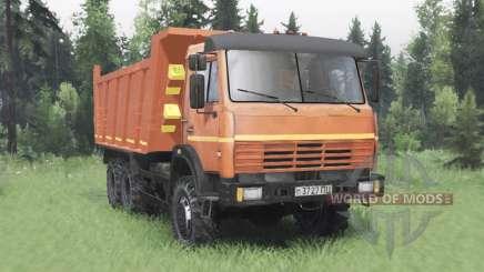 КамАЗ 65111 2004 для Spin Tires
