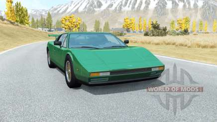 Civetta Bolide V10 v1.4 для BeamNG Drive