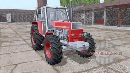 Zetor 8045 Turbo для Farming Simulator 2017