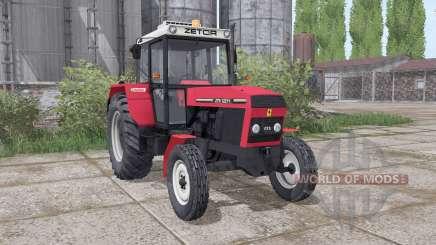 ZTS 12211 для Farming Simulator 2017