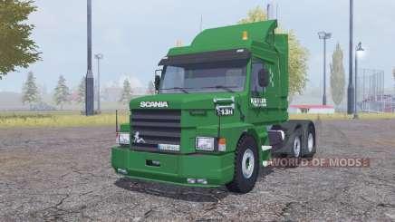 Scania T113H для Farming Simulator 2013