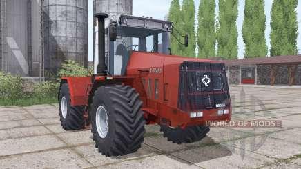 Кировец К-744Р3 4x4 для Farming Simulator 2017