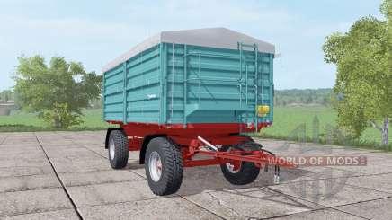 Farmtech ZDK 1800 для Farming Simulator 2017