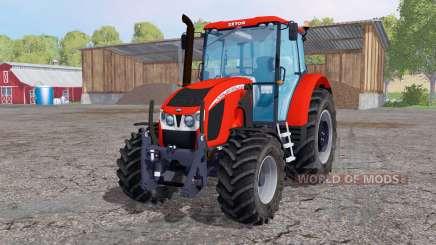 Zetor 140 Forterra HSX для Farming Simulator 2015
