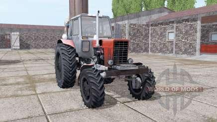 МТЗ 82 Беларус Турбо для Farming Simulator 2017