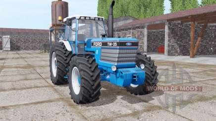Ford TW-35 для Farming Simulator 2017