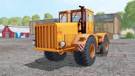 Кировец К-700 многокрасочный для Farming Simulator 2015