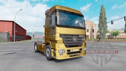 Mercedes-Benz Actros 1865 (MP2) 2005 для Euro Truck Simulator 2
