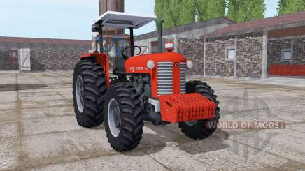 Massey Ferguson 95x bright red для Farming Simulator 2017