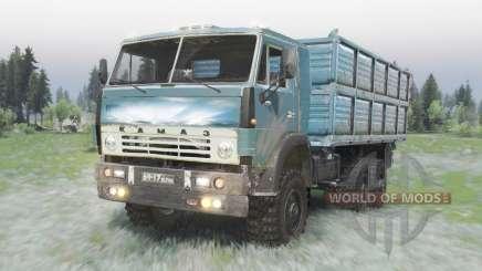 КамАЗ 5320 v3.0 для Spin Tires