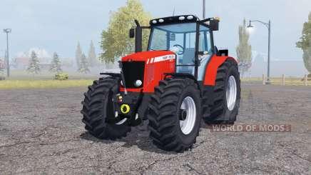 Massey Ferguson 5475 для Farming Simulator 2013