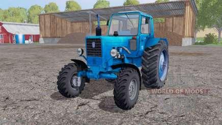 МТЗ 82 Беларус синий для Farming Simulator 2015