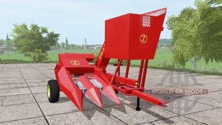 Zmaj 221 для Farming Simulator 2017