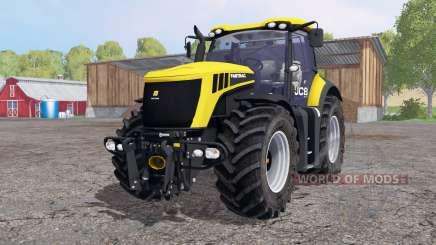 JCB Fastrac 8310 ярко-жёлтый для Farming Simulator 2015