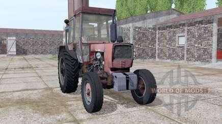 ЮМЗ 6КЛ v2.0 для Farming Simulator 2017