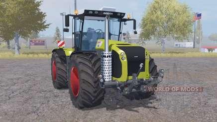 CLAAS Xerion 5000 swivel cab для Farming Simulator 2013