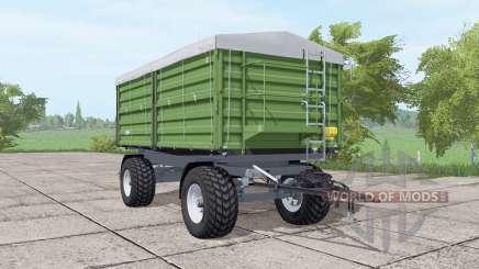 Fliegl DK 180-88 more configurations для Farming Simulator 2017
