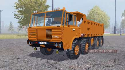 Tatra T813 S1 8x8 v1.2 для Farming Simulator 2013