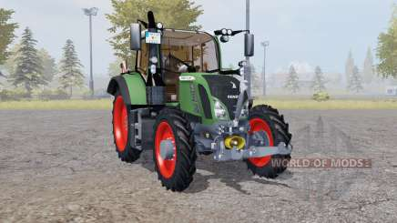 Fendt 512 Vario narrow wheels для Farming Simulator 2013