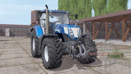 New Holland T7.310 Heavy Duty для Farming Simulator 2017