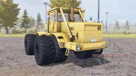 Кировец К-700А сдвоенные колёса для Farming Simulator 2013