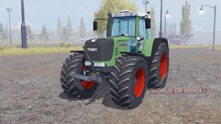 Fendt 926 Vario TMS twin wheels для Farming Simulator 2013