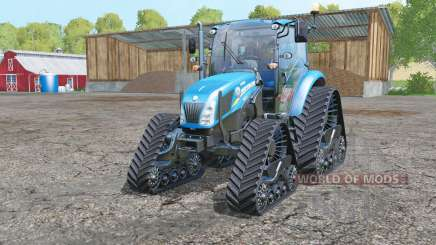 New Holland T4.75 crawler для Farming Simulator 2015