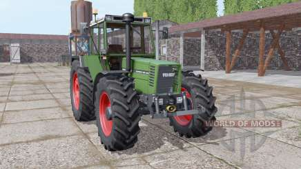 Fendt Favorit 614 LSA Turbomatik E для Farming Simulator 2017