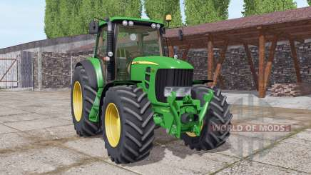 John Deere 7530 chiptuning для Farming Simulator 2017