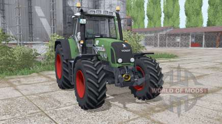 Fendt 820 Vario TMS loader mounting для Farming Simulator 2017
