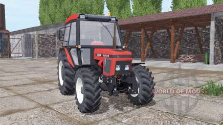 Zetor 5340 soft red для Farming Simulator 2017