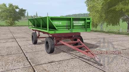 2ПТС-4 зелёный для Farming Simulator 2017
