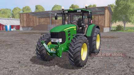 John Deere 7530 Premium animation parts для Farming Simulator 2015