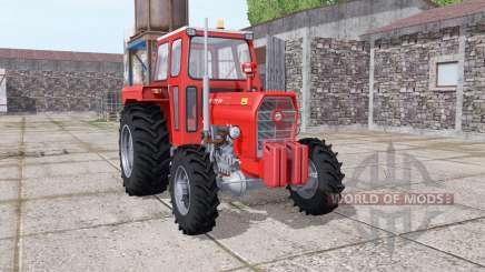 IMT 577 DV interactive control для Farming Simulator 2017