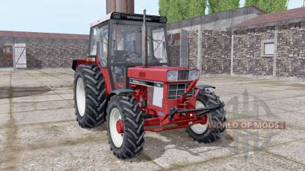 International Harvester 744 4WD для Farming Simulator 2017