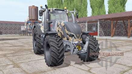 Valtra T194 camo для Farming Simulator 2017
