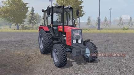 МТЗ 820 Беларус красный для Farming Simulator 2013
