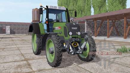 Fendt 820 Vario TMS narrow wheels для Farming Simulator 2017