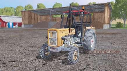 URSUS C-360 very soft orange для Farming Simulator 2015