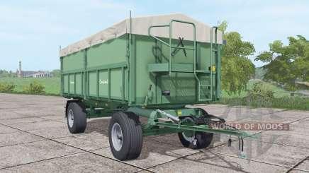 Krone Emsland grayish lime green для Farming Simulator 2017