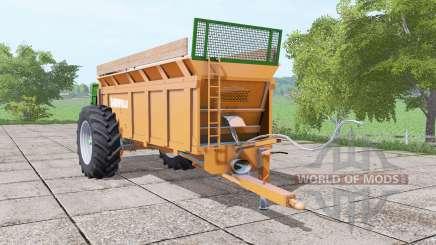 Dangreville SV для Farming Simulator 2017