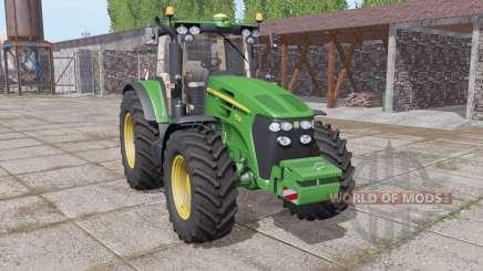 John Deere 7830 front weight для Farming Simulator 2017