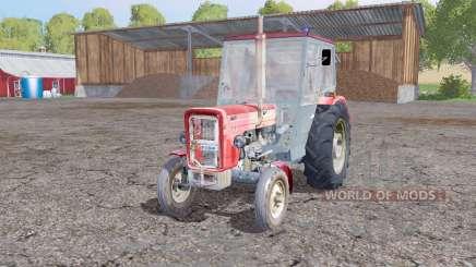 URSUS C-360 4WD very soft red для Farming Simulator 2015