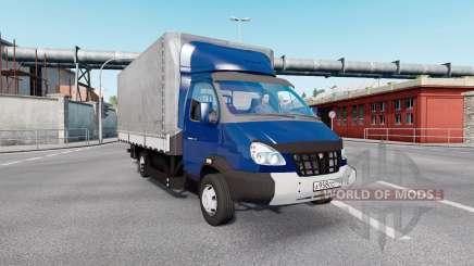 ГАЗ 331061 Валдай 2004 для Euro Truck Simulator 2