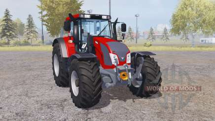 Valtra N163 loader mounting для Farming Simulator 2013